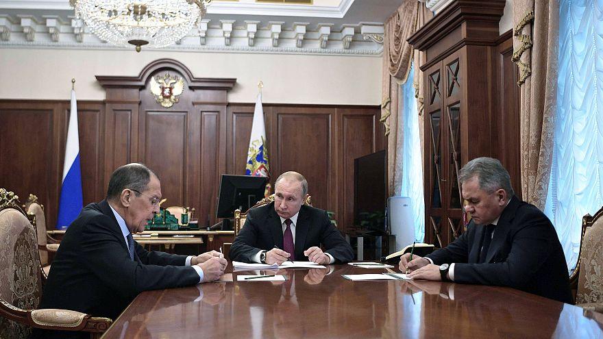 Lavrov: Soğuk Savaş'ın yeni bir aşamasında değiliz, bu yeni bir dönem