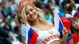 Rus kadın