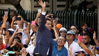روسيا تصف اعتراف دول أوروبية بغوايدو رئيسا لفنزويلا بالتدخل الأجنبي
