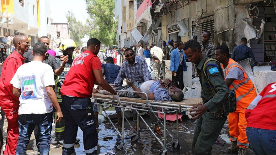 سومالی؛ انفجار خودور بمب گذاری شده بیش از ده کشته برجای گذاشت