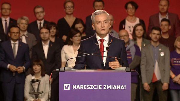 """Líder do """"Primavera"""" tem agenda pró-UE para Polónia"""