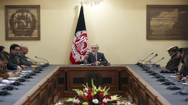 عبدالله عبدالله رئیس اجرایی دولت وحدت ملی افغانستان