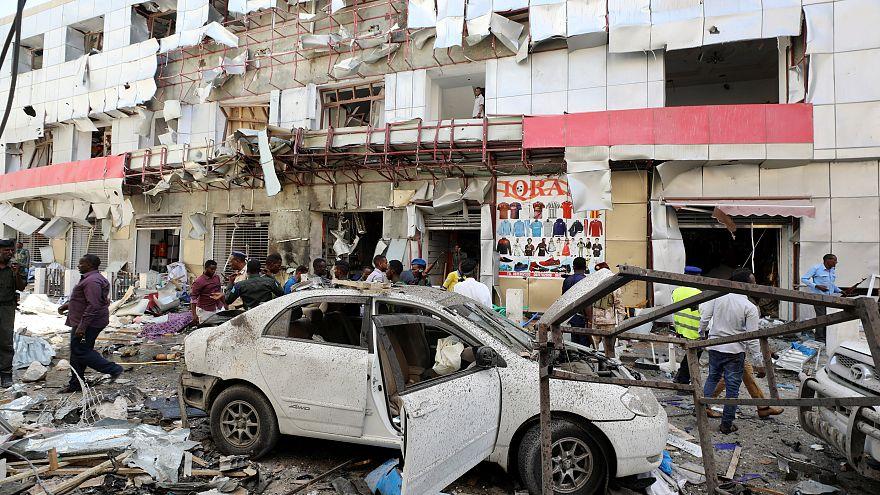 Взрыв в Могадишо: погибли более 10 человек