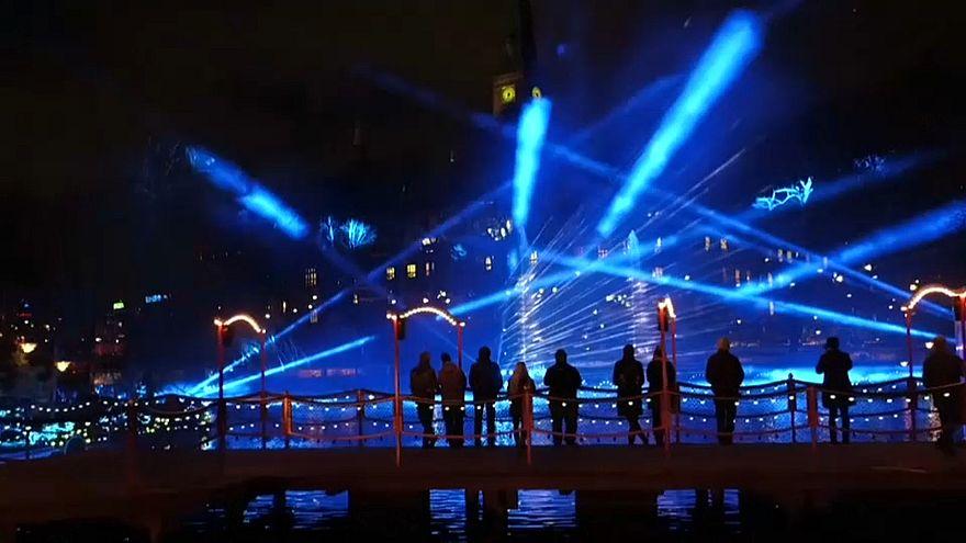 """Luzes para """"aquecer"""" Copenhaga nas noites de inverno"""