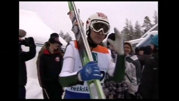 Décès de Nykänen, légende du saut à ski