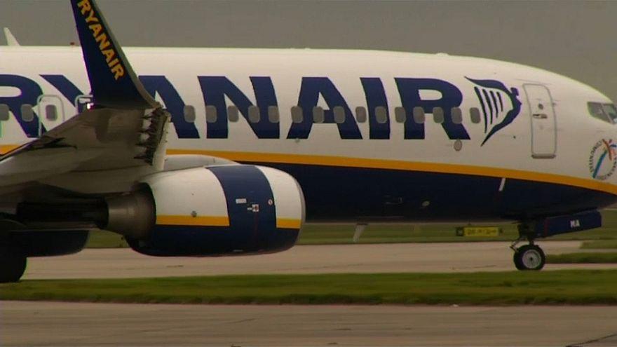 Ryanair tem primeiro prejuízo desde 2014