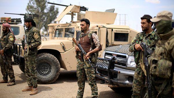 قوات سوريا الديمقراطية تعتقل جهاديا ألمانيا