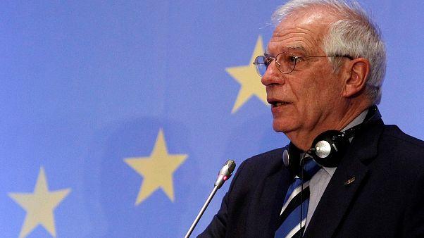 Borrell descarta una declaración de la UE sobre el reconocimiento de Guaidó