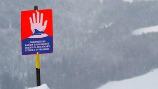 Lawinen: Tödliches Wochenende in den Alpen