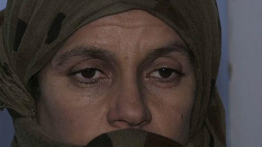 """Esclava sexual de Daesh: """"me hicieron de todo"""""""