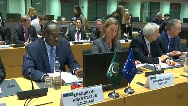 EU - Arab Liga: eredménytelen tárgyalások