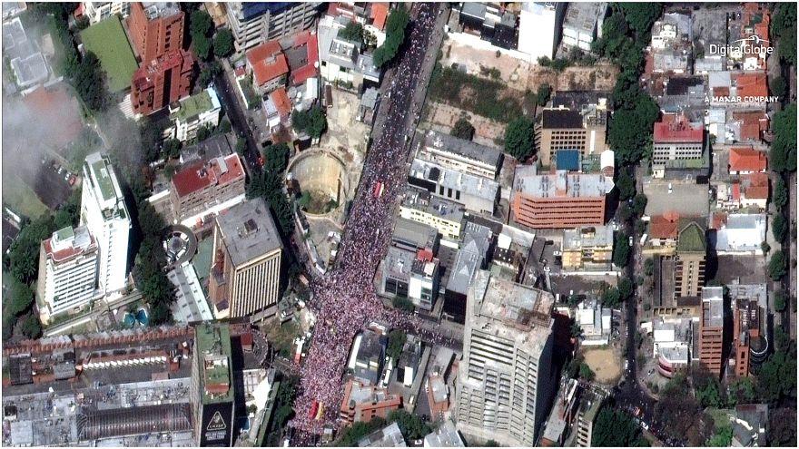 الحكومة الفنزويلية تمنع الانترنت عن المعارضة