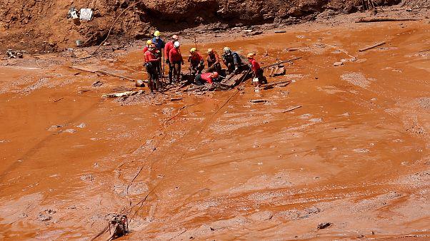 Brezilya'da barajın çökmesi sonucu ölenlerin sayısı 134'e çıktı
