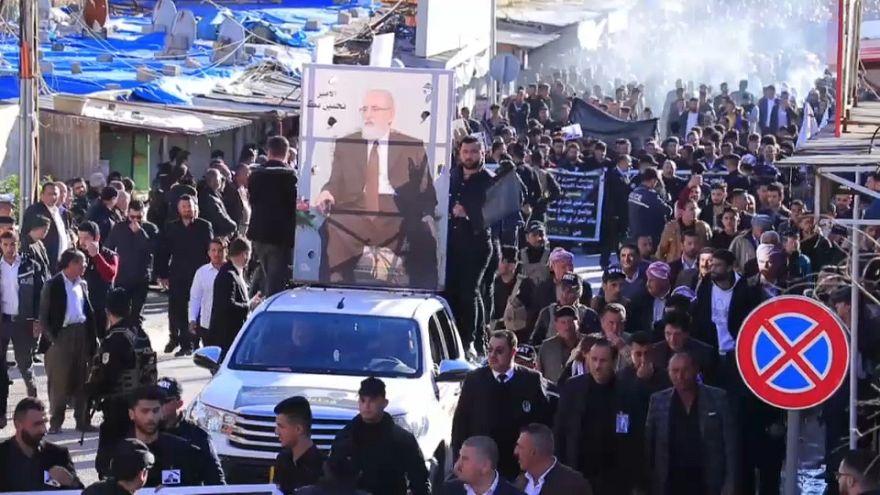 Trauer um Oberhaupt der Jesiden Tahsin Said Ali Beg (†85)