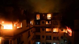 Paris fire arson suspect moved to secure psychiatric unit