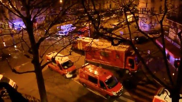 Kigyulladt egy nyolcemeletes lakóház Párizsban, nyolcan meghaltak