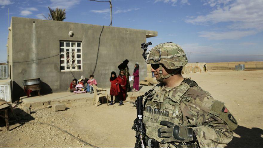 دو وزارتخانه آمریکا؛ بخاطر داعش حضور نظامی در عراق و سوریه ادامه یابد