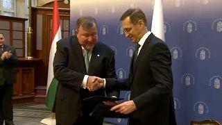 Budapestre költözik a Nemzetközi Beruházási Bank