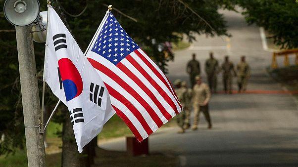 Güney Kore ülkedeki Amerikan birlikleri için 1 milyar Dolar ödeyecek