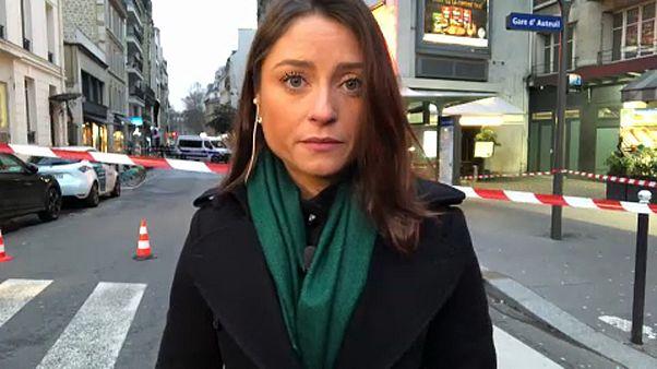 Tote und Verletzte bei Hausbrand in Paris