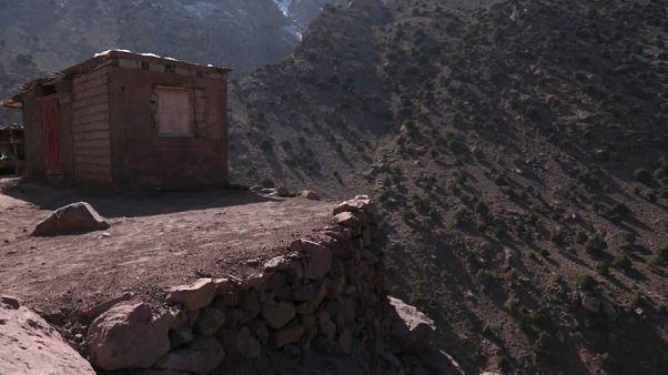 Trekking-Touristen trotz - oder wegen - Doppelmord zurück im Atlas