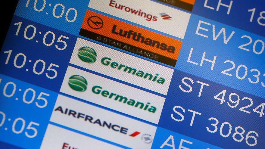 Germania-Insolvenz: Fluggesellschaften bieten betroffenen Passagieren billigere Tickets an