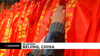 Thousands pray for good health and fortune on first day of Lunar New Year