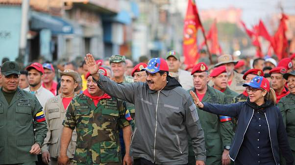 بحران حاکمیت در ونزوئلا؛ «خلع نیکلاس مادورو از قدرت بدون خشونت امکانپذیر نیست»
