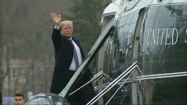 Trump értékeli az ország helyzetét, vagyis saját elnökségét