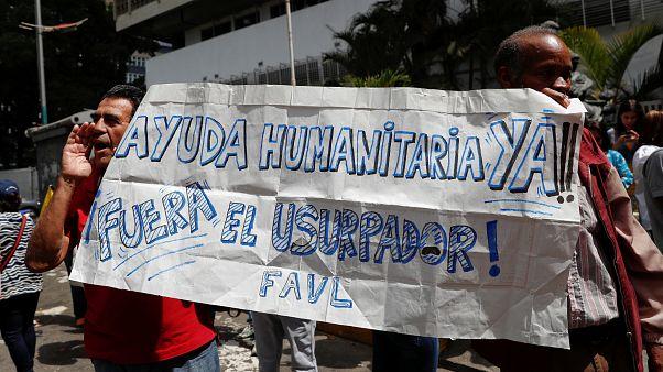 Bruselas moviliza 5 millones de euros en ayuda humanitaria para Venezuela