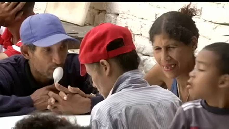 Гуманитарная помощь Венесуэле