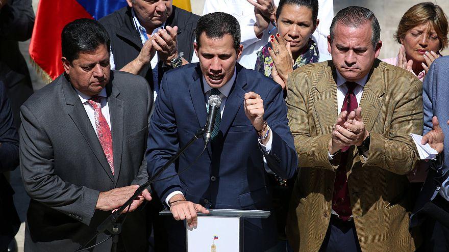 ¿Qué países europeos no reconocen a Guaidó y por qué?