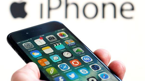 Apple règle 500 millions d'euros au fisc français