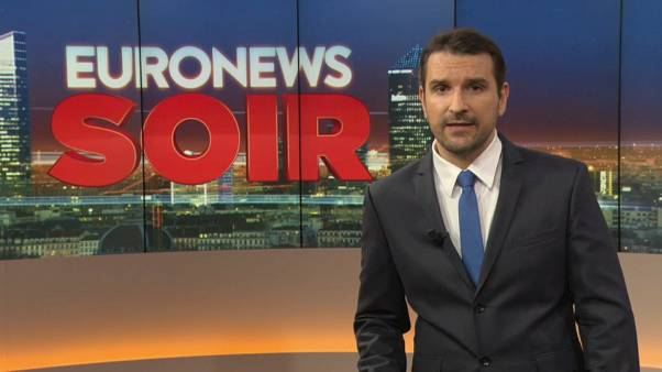 Euronews Soir : l'actualité du 5 février