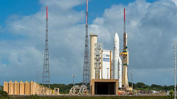 Εκτοξεύτηκε στο διάστημα ο Hellas Sat 4