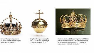 Man jailed for stealing Sweden's crown jewels in dramatic speedboat heist