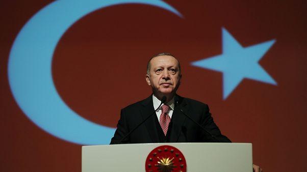 إردوغان: لم نلمس بعد خطة مقبولة من واشنطن بشأن المنطقة الآمنة في سوريا