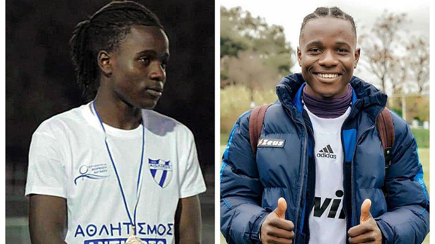 Μυτιλήνη: Πρόσφυγας από το Κονγκό παίχτης του «Αιολικού»