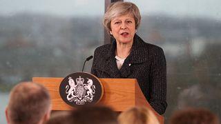 Τερέζα Μέι: Θα ολοκληρώσω το Brexit, χωρίς να υπάρξει «σκληρό σύνορο»
