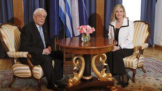Ηχηρό μήνυμα προς Τουρκία, πΓΔΜ και Αλβανία από τον Π.Παυλόπουλο