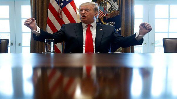 في خطابه عن حالة الاتحاد.. ترامب يكشف اليوم عن اتجاه بوصلته السياسة داخلياً وخارجياً