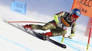 Alpesisí-vb: Shiffrin nyert, Vonn bukott