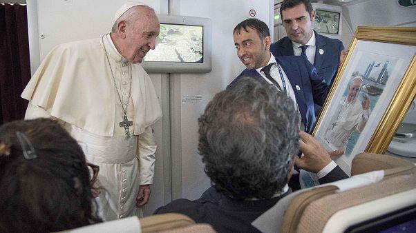 Le pape reconnaît les agressions sexuelles de religieuses par des clercs
