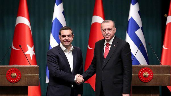 """Ankara: """"Kleine und vorsichtige Schritte"""" von Erdogan und Tsipras"""
