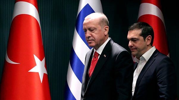 Τα μηνύματα της επίσκεψης Τσίπρα στην Τουρκία