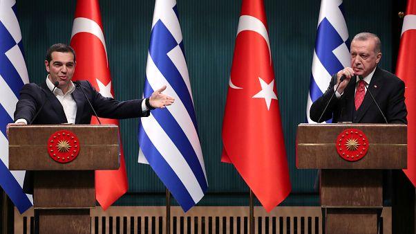 Τσίπρας - Ερντογάν: Τι είπαν για τους «οκτώ», το Κυπριακό και την Χάλκη