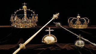 Encuentran en una basura joyas de la realeza sueca robadas el pasado verano
