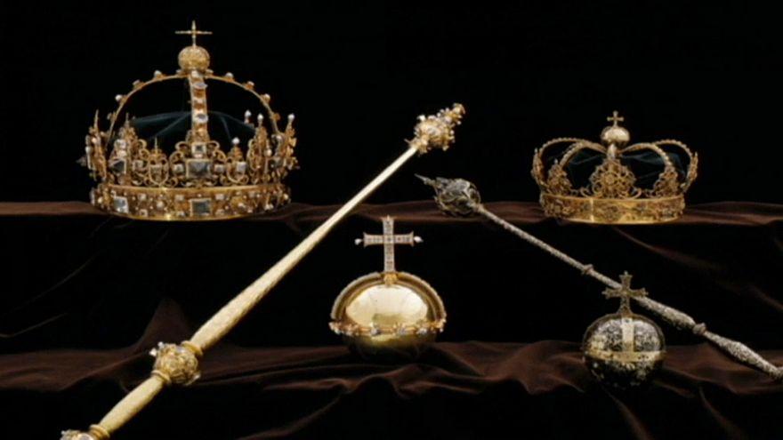 Encontradas jóias reais roubadas na Suécia