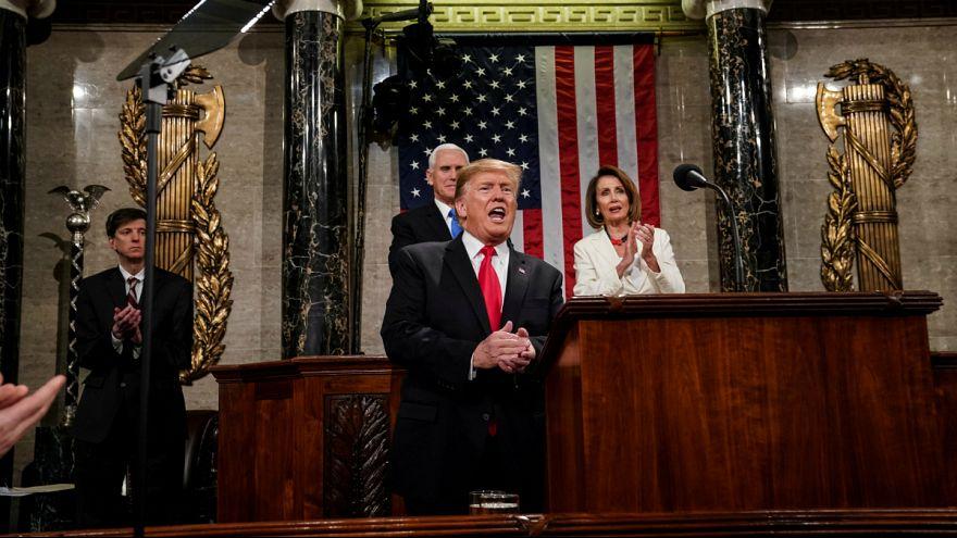 سخنرانی سالانه ترامپ؛ از دیوار مرزی تا ایران هستهای، سوریه و طالبان