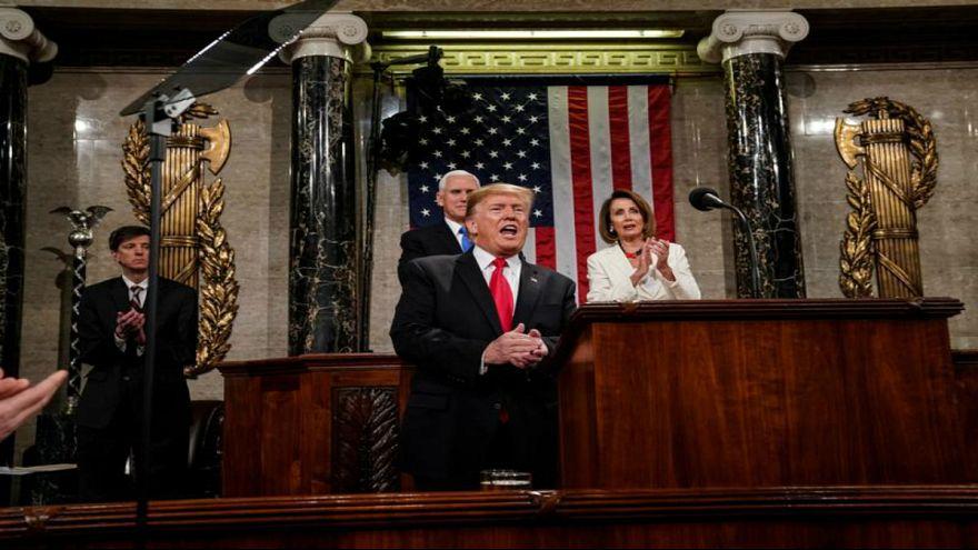 Donald Trump'ın ulusa sesleniş konuşmasında öne çıkan 7 başlık